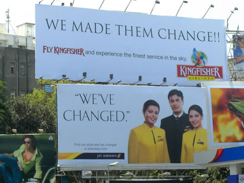 funny billboards. Funny Billboards In India